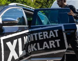 """""""Monterat & klart"""""""