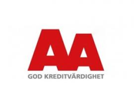 AA kreditvärde soliditet