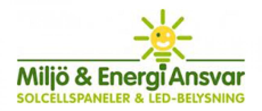 Miljö & Energi logga